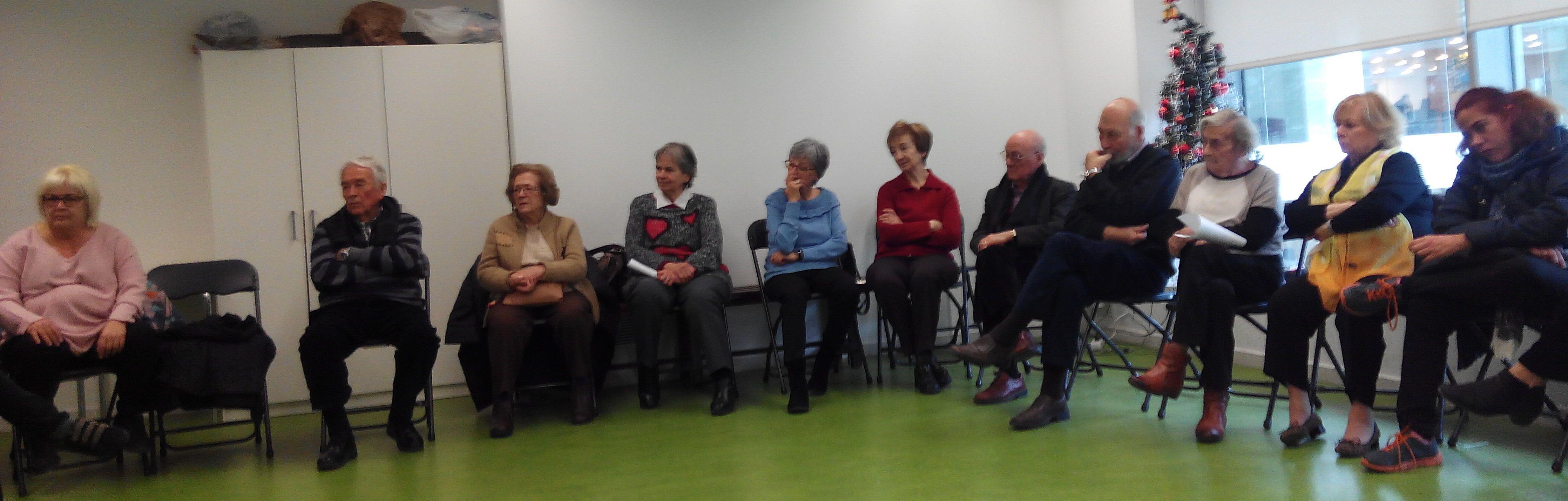 Presentació de les noves línies d'intervenció de la Vocalia de les persones amb Diversitat AVVEE