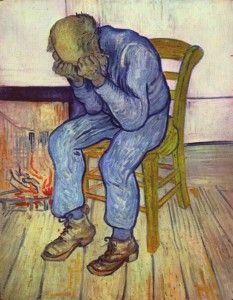 Depressió - Vincent Van Gogh