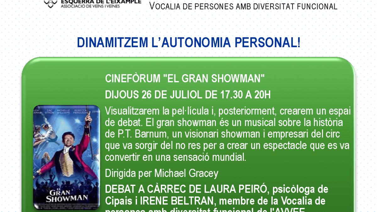 cineforum_elgranshowman