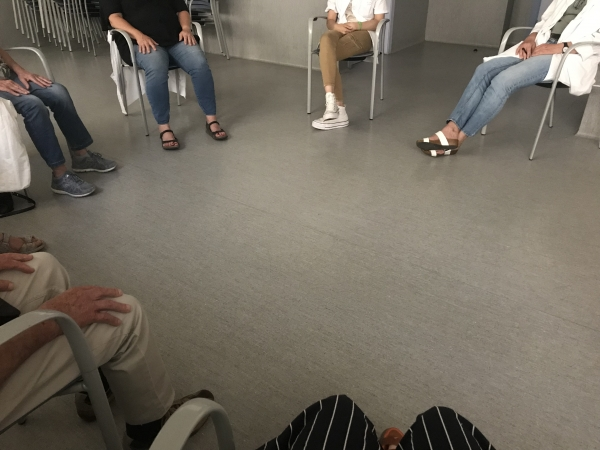 Finalitza la XXI edició del taller de cuidadors/es del CAP Sagrada Família